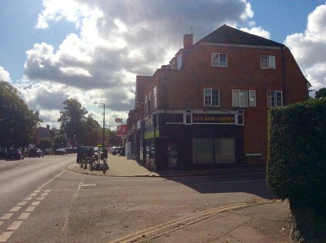 Luton Road Junction