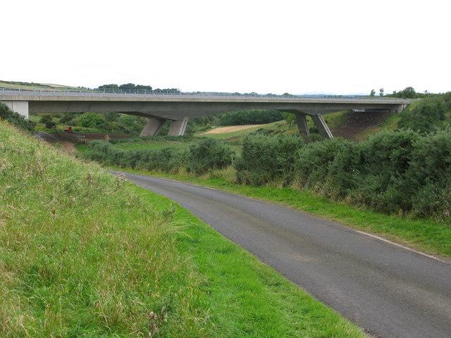 A1 Road Bridge, south of East Linton