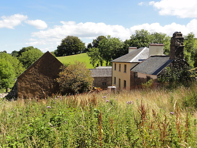 Houses and Barns at Lettaford