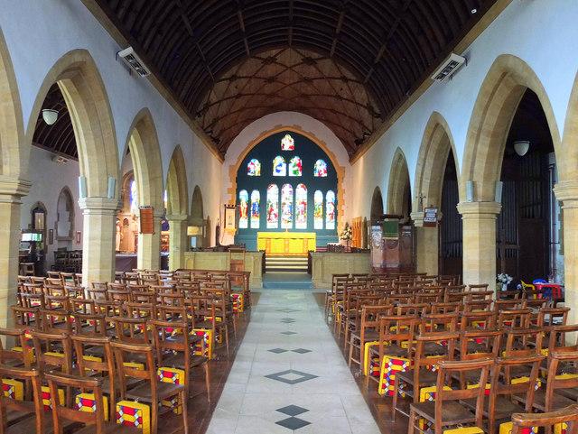 The Parish Church of St Mary The Virgin, Lynton