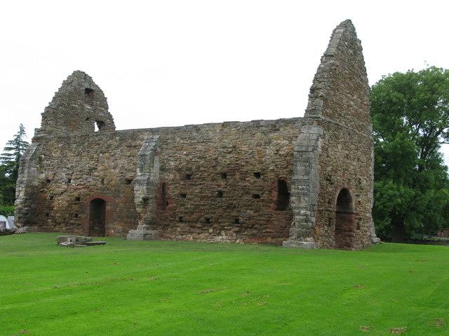 St Martin's Kirk (St Martin's Church), Haddington