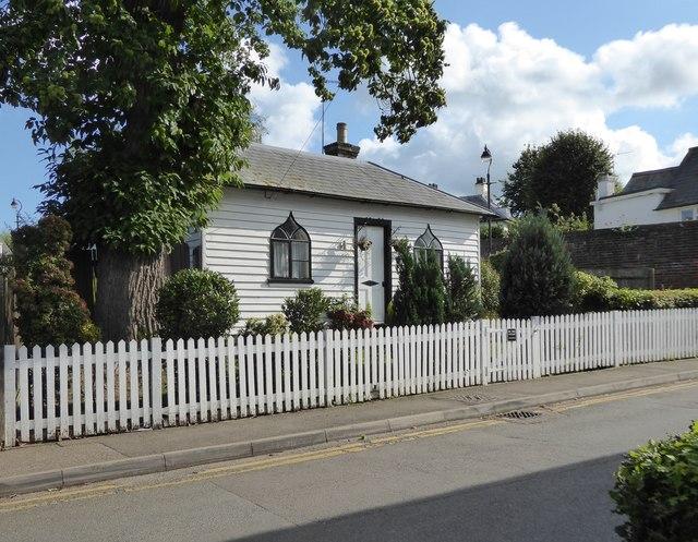 Hawkhurst: Fir Tree Cottage, Ockley Road
