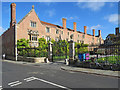 TL4458 : Magdalene College on a September morning by John Sutton