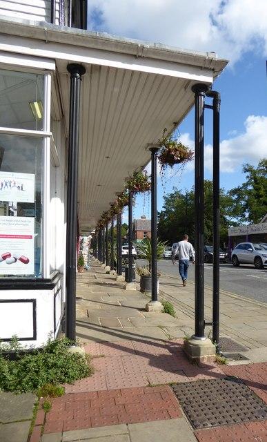 Hawkhurst: the Colonnade