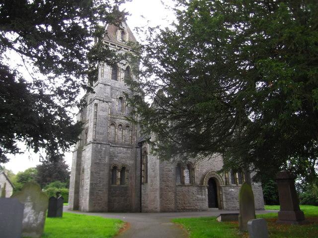 St Agatha's Church, Llanymynech