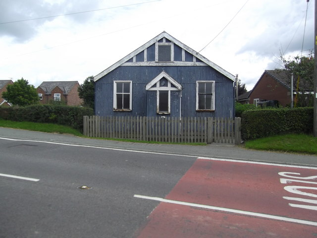 Church Hall at Forden