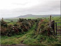 SH2734 : Llwybr Ceffyl Garnfadryn / Garnfadryn Bridleway by Alan Richards
