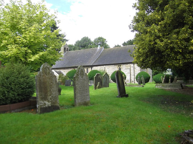 Churchyard, Holy Trinity Church