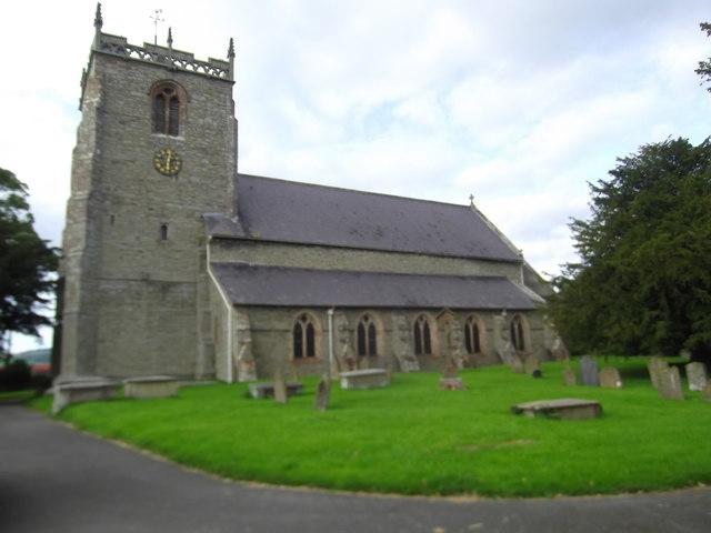 St Michael's Church, Chirbury