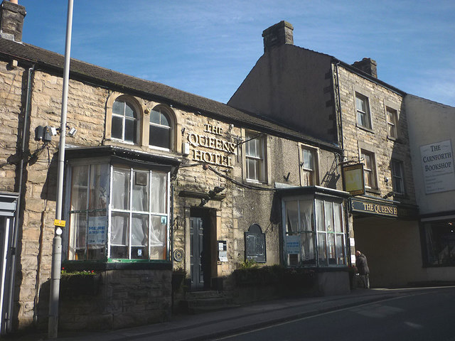 The Queens Hotel, Carnforth