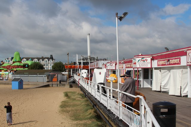 Great Yarmouth Britannia Pier
