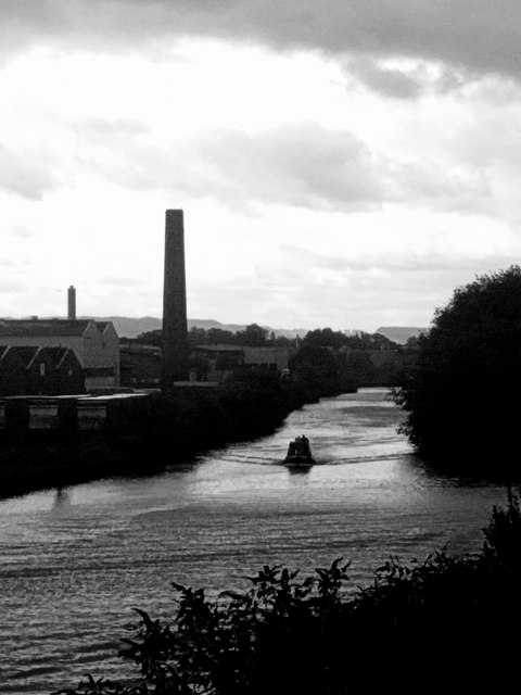 The Sharpness Canal, Gloucester