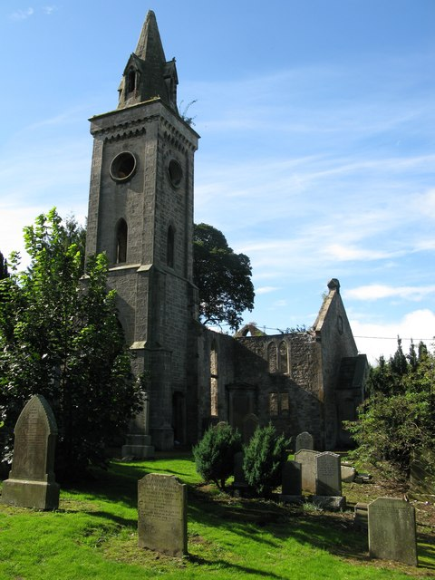 Carriden Old Church, Bo'ness