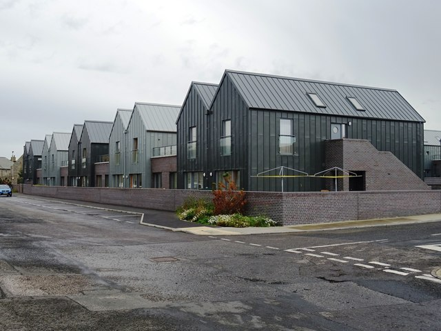 New housing on Quarry Road