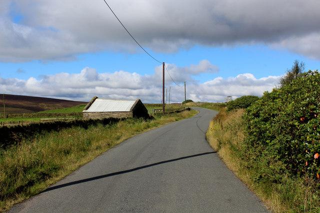 Castle Carr Road (2)
