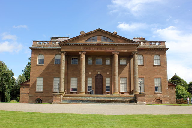 Berrington Hall, Herefordshire