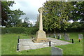 TL9162 : Rougham War Memorial by Adrian Cable