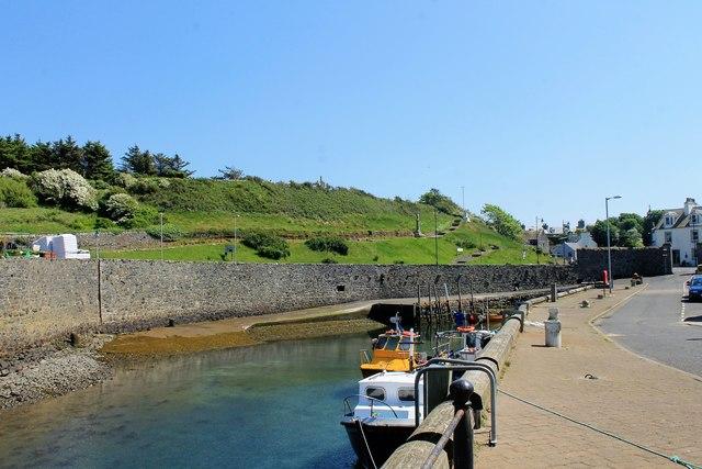 Port William Quay