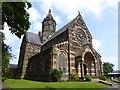 SJ3677 : St Paul's Church, Childer Thornton by Anambler