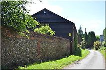 TL5135 : Flint wall, Duck St by N Chadwick