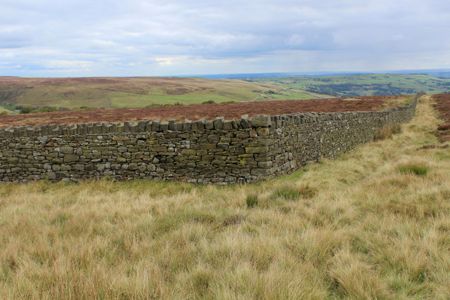Stone Wall above Scout Top