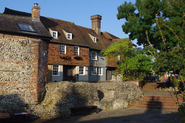 The Parrot, Church Lane