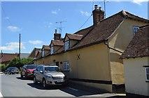 TL5134 : 1 - 3, Bury Water Lane by N Chadwick