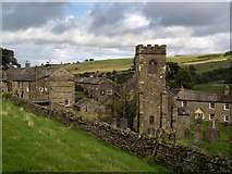 SE0481 : Village of Horsehouse, Coverdale by Greg Fitchett