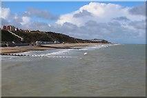 TG2142 : Cromer Beach by Oast House Archive