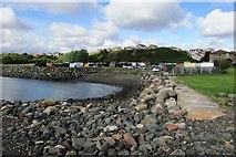NT3597 : Buckhaven's old harbour by Bill Kasman