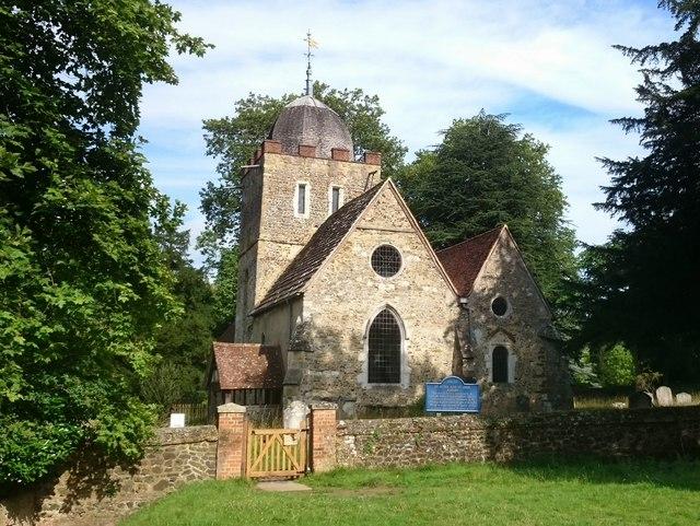 The old church, Albury