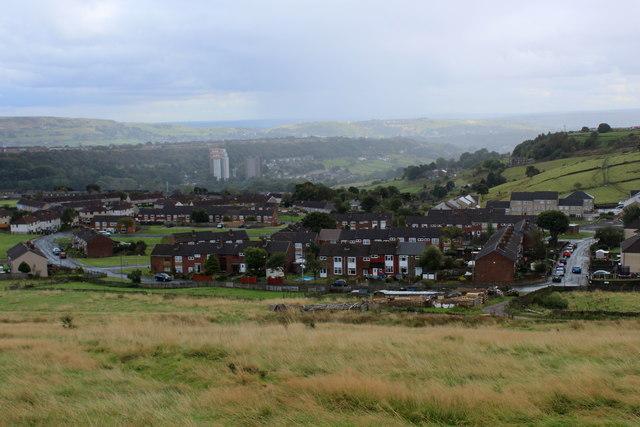 A View over Mixenden