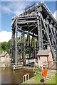 SJ6475 : Anderton Boat Lift by Stephen McKay