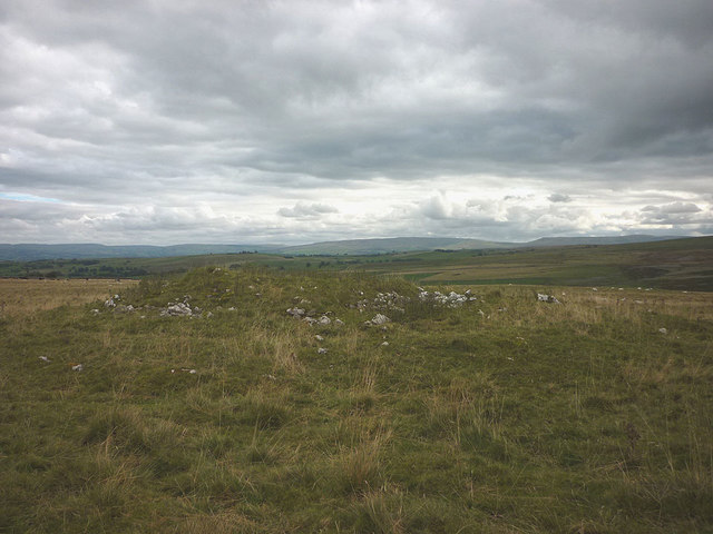 Hollin Stump burial cairn