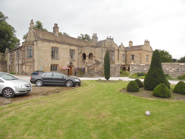 Retreat and Conference House at Whalley Abbey