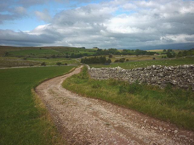 Bridleway to Maisongill