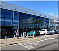 ST1675 : M&S, Leckwith, Cardiff by Jaggery