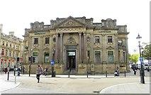 SE0925 : Lloyds Bank building Halifax by Gordon Hatton