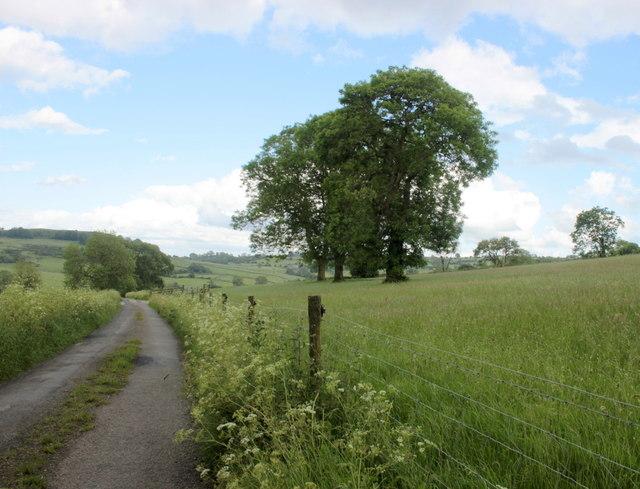 Weaddow Lane