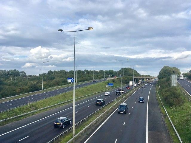 M2 Motorway