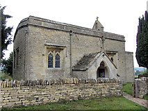 SP3220 : All Saints' church, Shorthampton by Gareth James