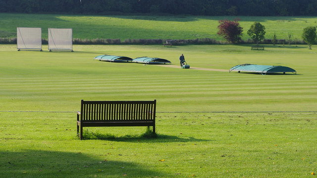 Sibton Park cricket ground