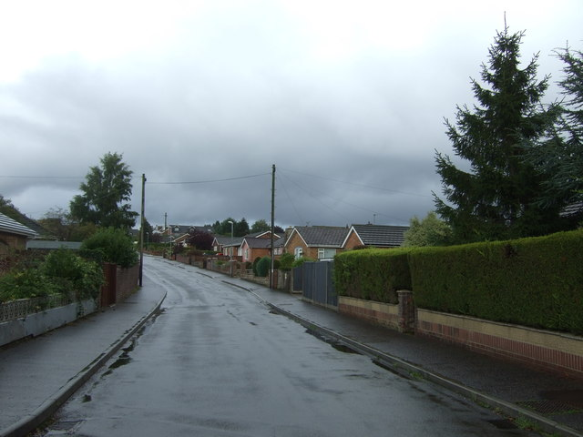 Penn Road, Taverham