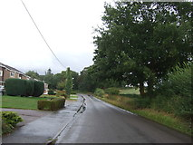 TG1613 : Looking south east on Taverham Road by JThomas