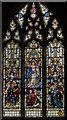 TF2522 : Ascension window, Ss Mary & Nicholas church, Spalding by Julian P Guffogg