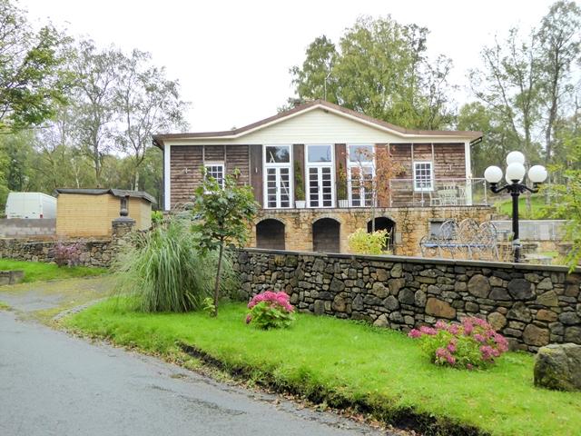 Former Youth Hostel at Maeshafn