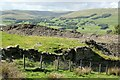 SD8988 : View across Wensleydale to Sedbusk by Alan Murray-Rust