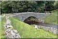 SD9079 : Yockenthwaite Bridge by Alan Murray-Rust