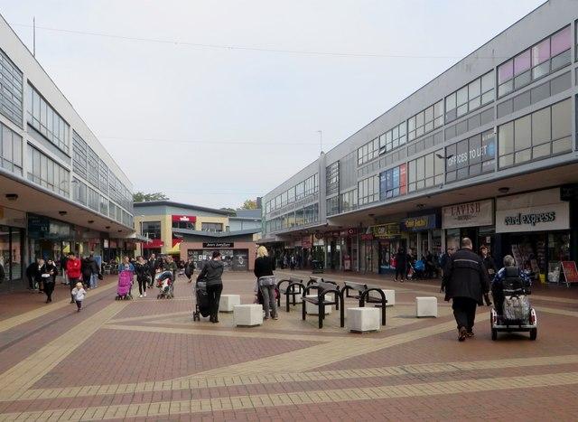Shops in Wythenshawe