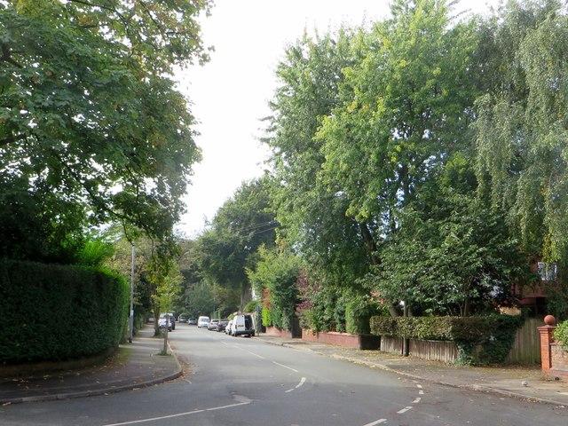 Elm Road, West Didsbury